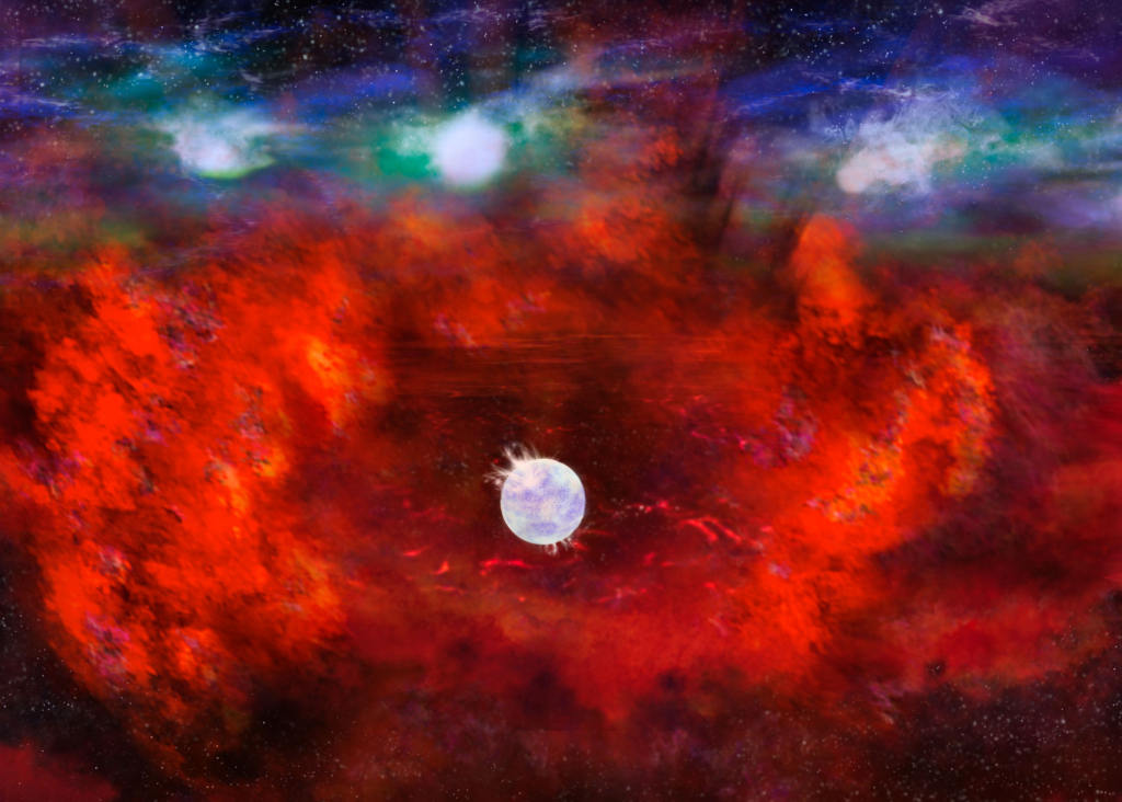 youngest neutron star