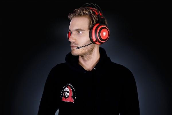 How PewDiePie began his career?