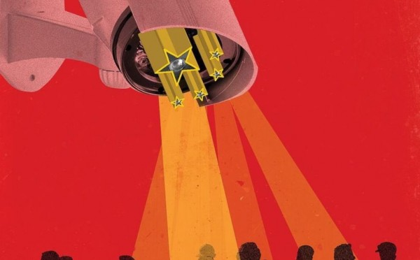 Global Freedoms Threatened by China's Massive Surveillance System: China Might Have Copied US Military's Technology