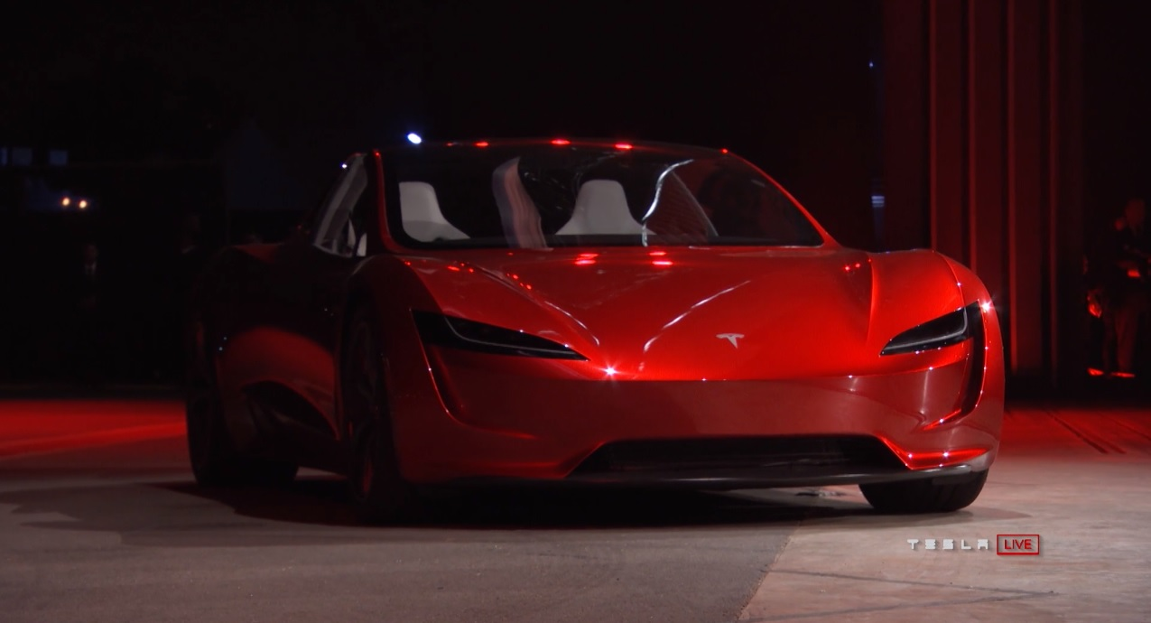 Elon Musk's car collection
