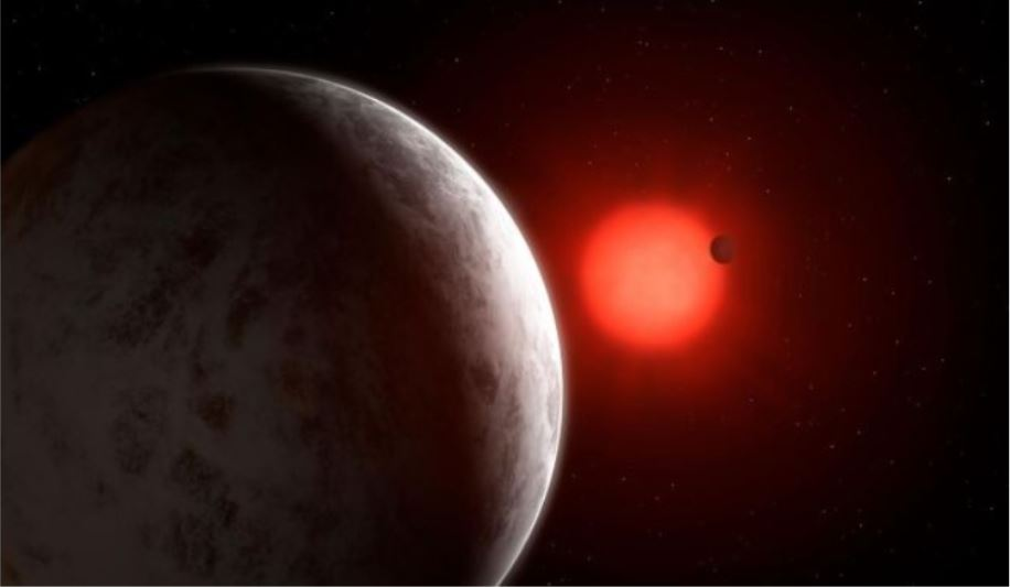'Hot Jupiter': Strange 'Cloudless' Giant Gas Exoplanent Discovered As it Passed through a - Tech Times