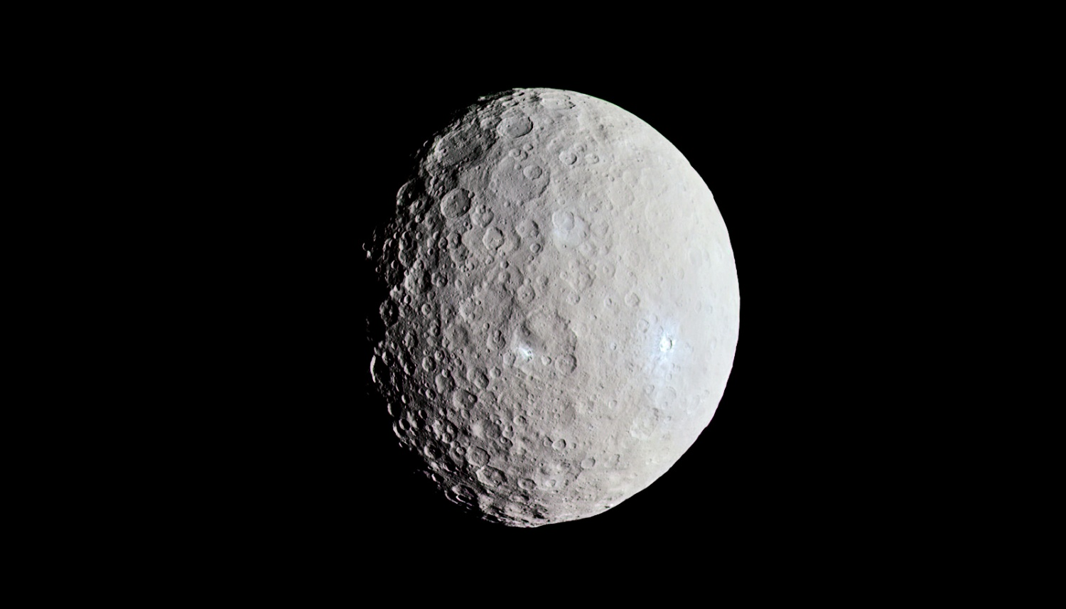 NASA: Mysterious Dwarf Planet 'Ceres' is an Ocean World That ...
