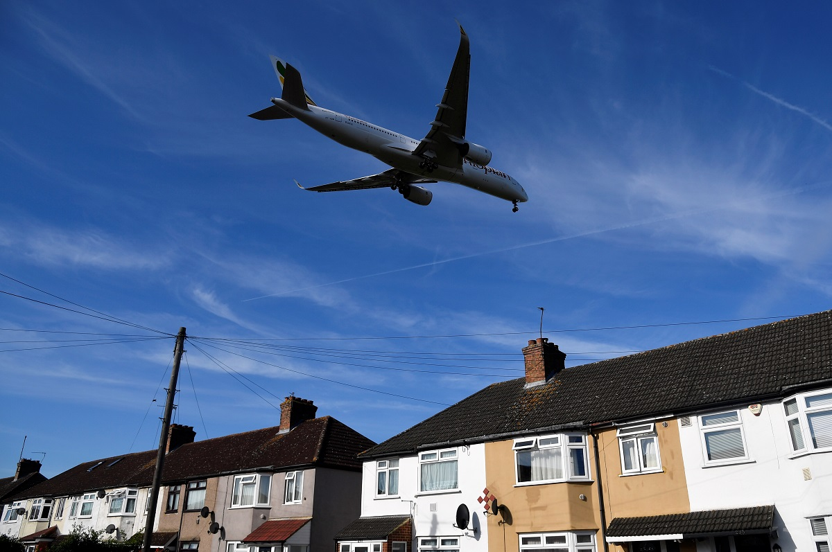 UK Scientists Develop Ammonia-Run Airplanes that Has Zero Emissions - Tech Times