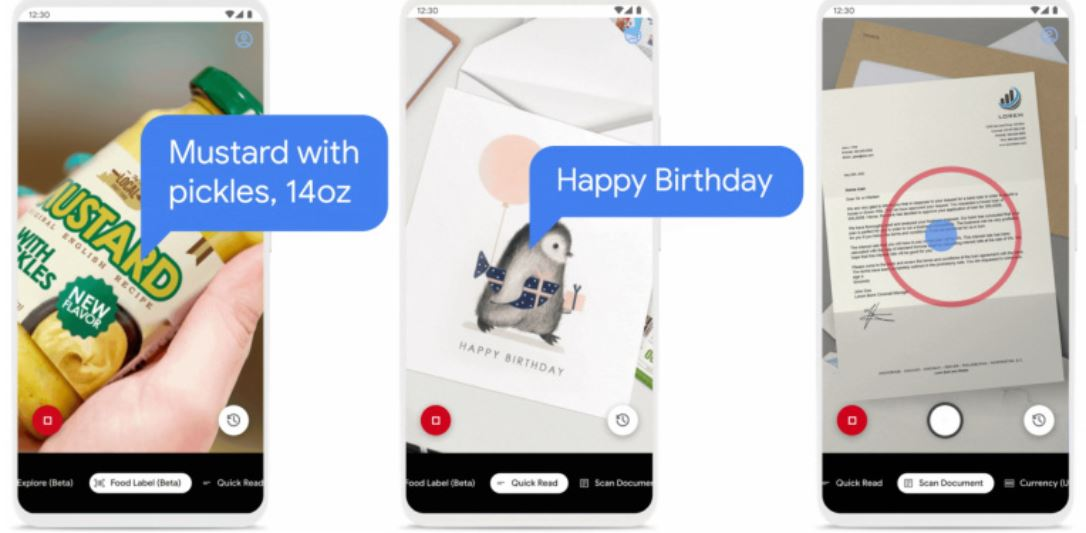 Google Lookout's Update Will Allow Blind People to Identify Objects By Reading the Labels Back to Them