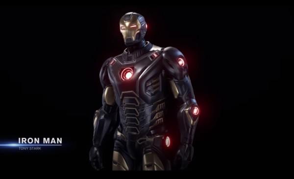 Iron Man's Original Sin Outfit Reveal