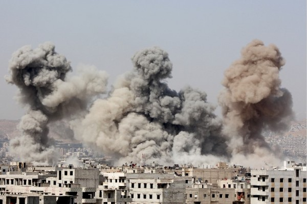 'ISIS' Terrorist Strike Made Syria Experience 'National Blackout' on Sunday, Reveals US Envoy