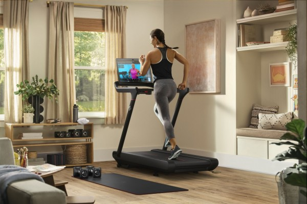 Peloton New Tread Plus: $4,295 Treadmill That Has TV Screen and Apple GymKit Connect