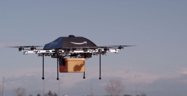 Walmart Steps Closer on Delivering Goods From Skies; Amazon Laughs at the Idea