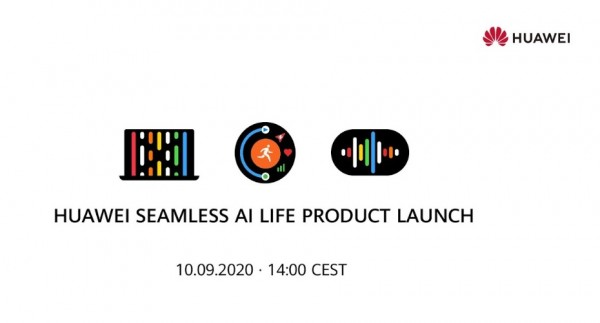 Huawei Seamless AI Life Product Launch
