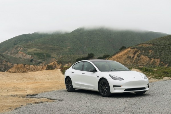Tesla sells only electric vehicles