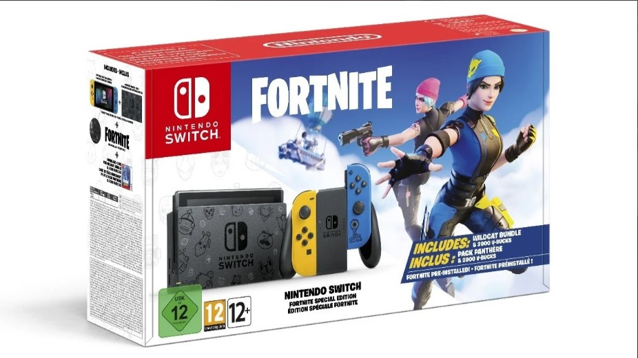 Epic Answers Apple Ban with New Switch-Fortnite Special Edition Console; Where Can You Buy One?