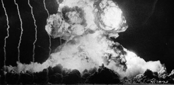 Atomic Bomb Test 1953 Yucca Flats Nevada