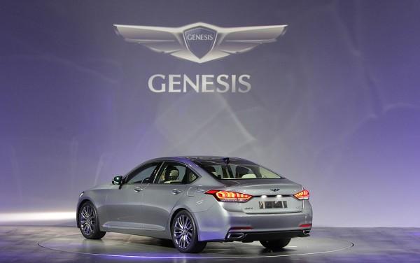 Launch Of Hyundai Motor Company's All-New Genesis In Seoul