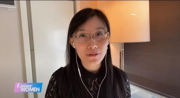 Li-Meng Yan COVID-19 whistleblower