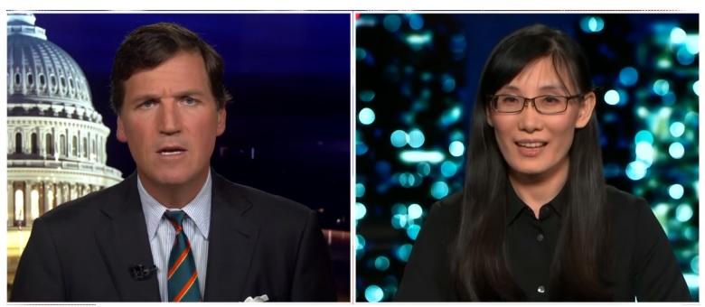 Tucker Carlson Tonight Interview with Li-Meng Yan