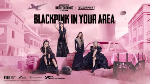 PUBG Arena Mode Blackpink