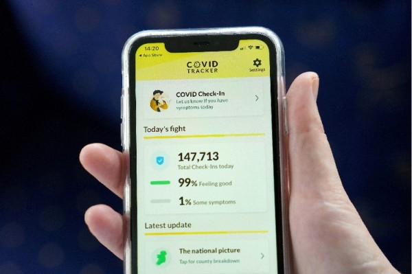 COVID Tracing App Alarms Over 100 People to Self-Isolate Before It's Too Late