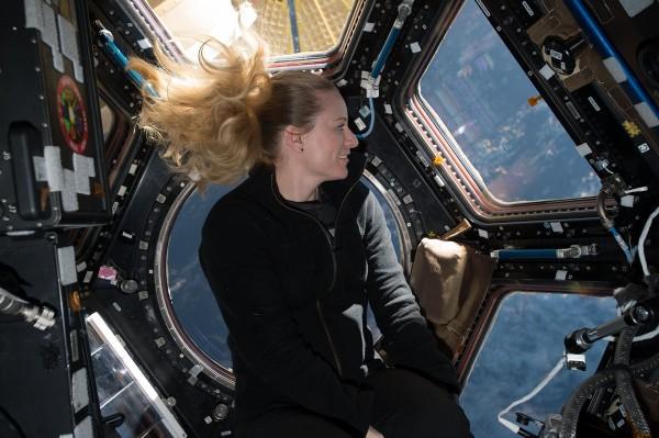 Kate Rubins Set to Return to Space Station
