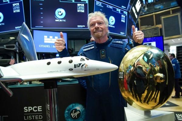 Space tourism Jeff Bezos Elon Musk Richard Branson