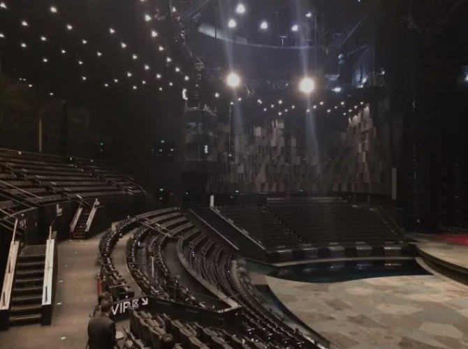 The Han Show Theatre's deadly seats