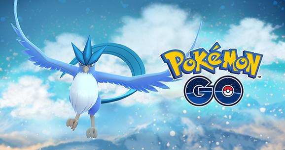 Pokemon Go Articuno:  How to beat the Icy Legendary Bird