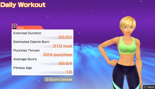 Get Visit Gym During Pandemic? Nintendo Switch's Fitness Boxing Game Will Train You In Your Home