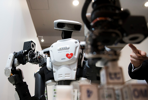 [VIDEO] Robots Now Stack Grocery Stores in Japan; Find Out How They've Done it