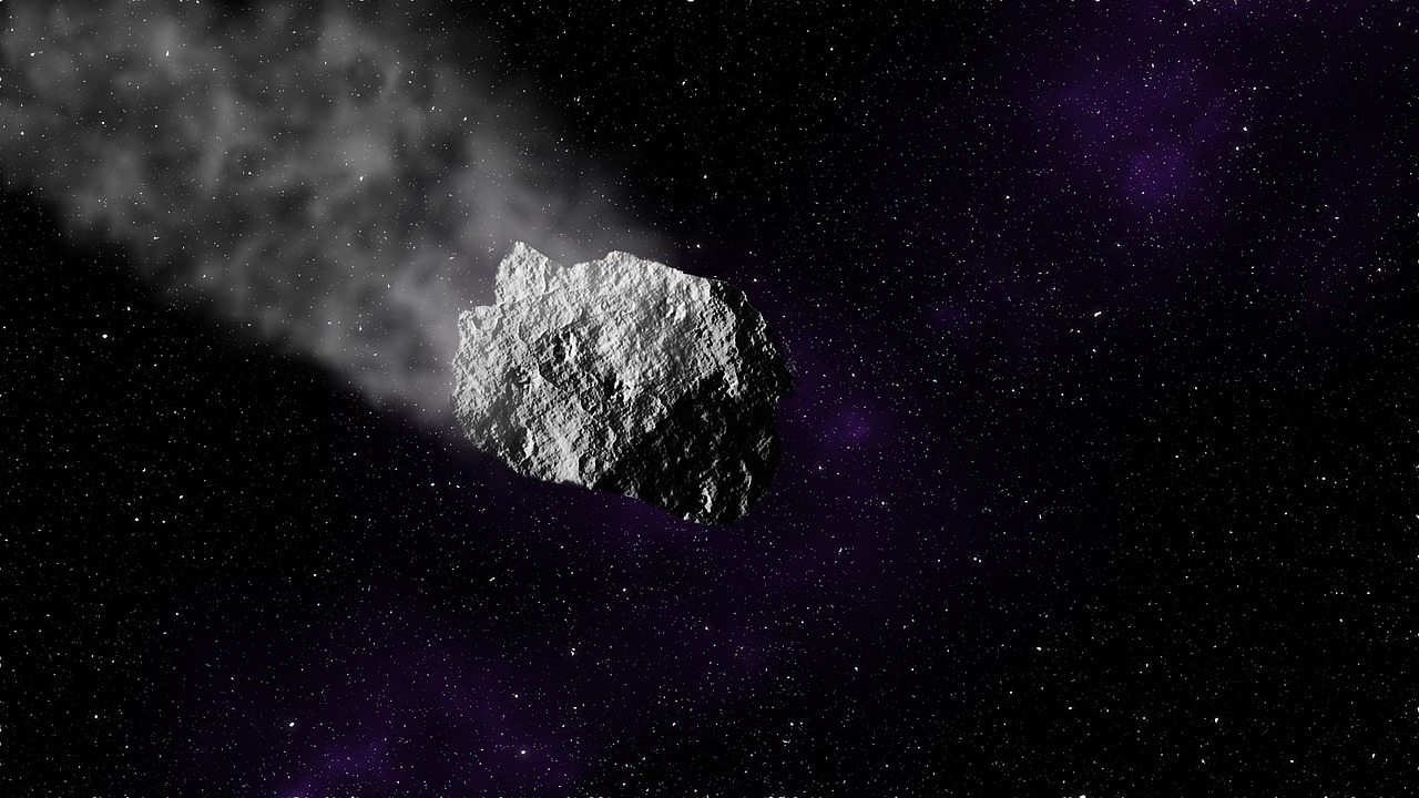 Asteroid Flyby NASA