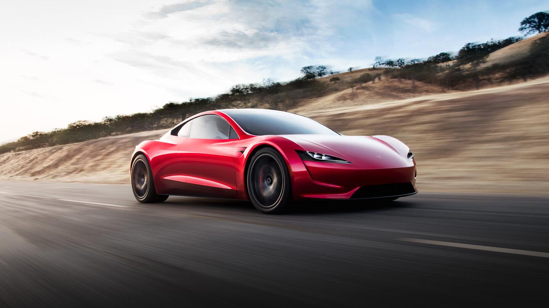 Tesla Roadster is Back in 2021?N