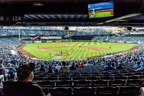 Ballpark of Seattle Mariners