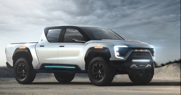 the All-Electric Pickup Truck