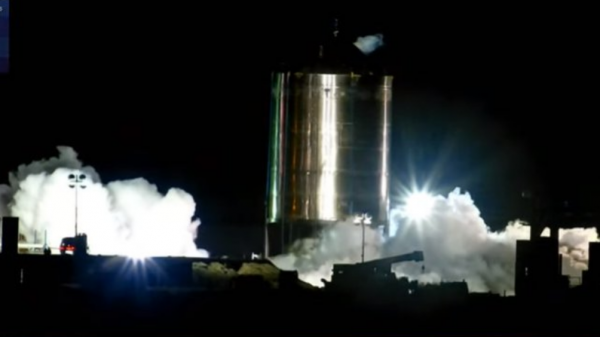 SpaceX Makes Way For Its SN8 Prototype by Purposely Destroying Starship Tank
