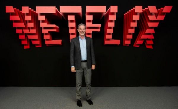 Netflix Celebrates The Opening Of Its Production Hub In Madrid