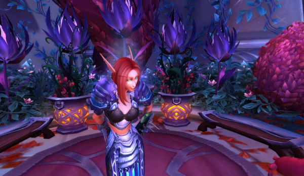 WoW Shadowlands Expansion Allows Players Access More Skin Tones, Hairstyles, and Character Accessories