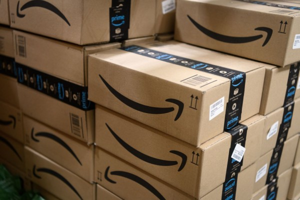 Amazon Prepares For Black Friday Sale
