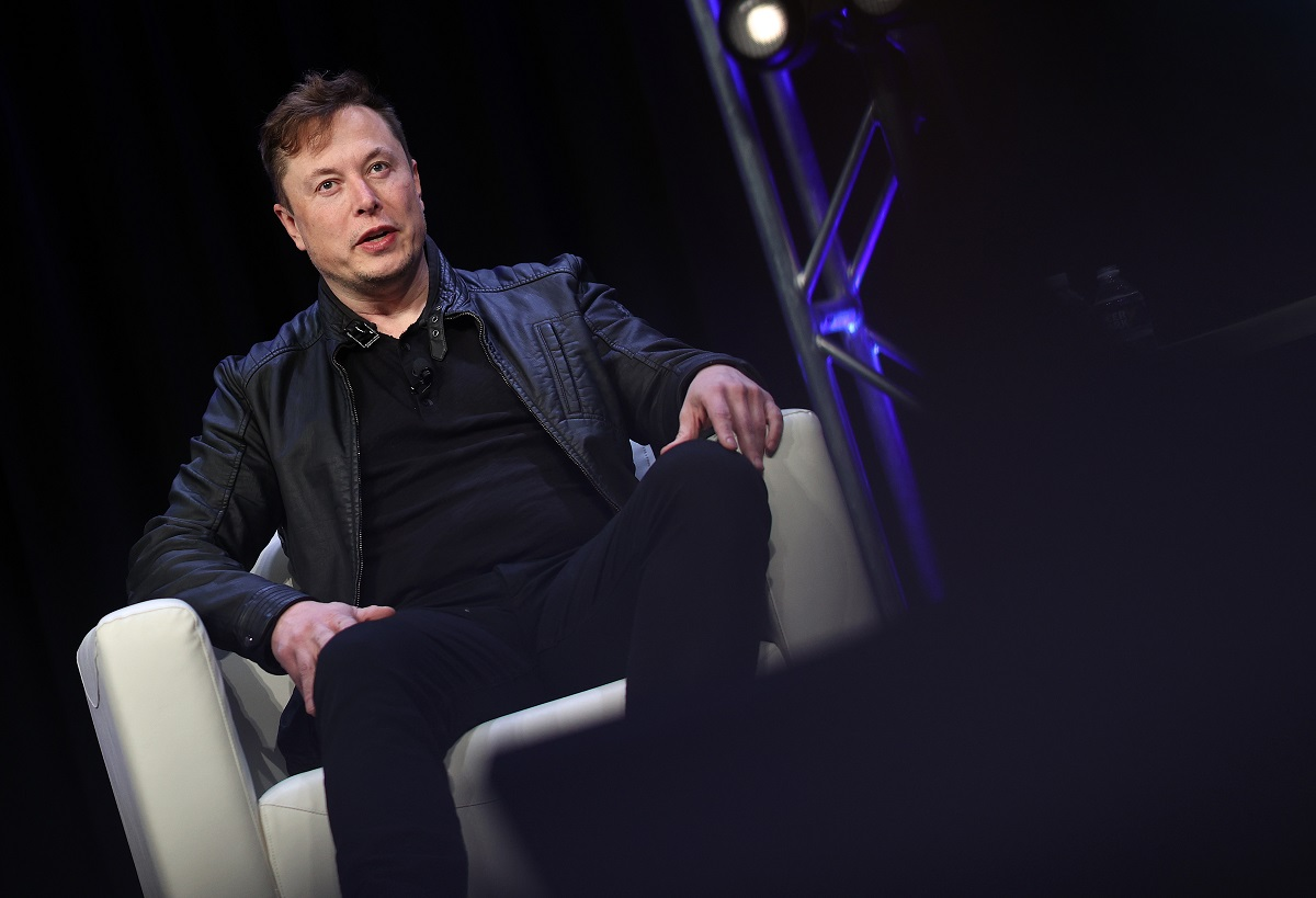 Tesla CEO Elon Musk Says He and HIs Family Will Not Get a COVID-19 Vaccine Because He Is Not at Risk