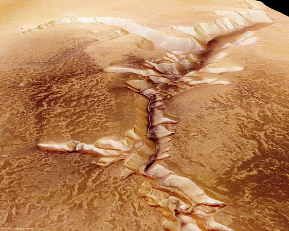 Researchers Discover More Evidence of 'Salty Ponds' in Mars Using MARSIS, Raising Martian Life's Possibility