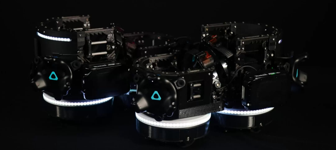 techtimes.com - Giuliano De Leon - WATCH: These VR Boots Allow Gamers to Walk in Half-Life: Alyx and Other Video Games