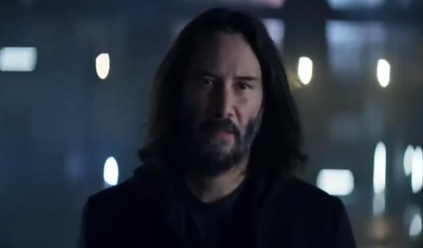 New Cyberpunk 2077 ad featuring Keanu Reeves