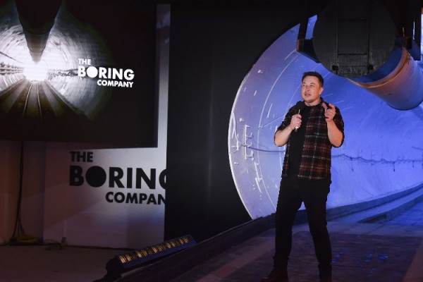 [VIRAL] Elon Musk's Boring Brick Put to 'Drop Test' Versus Cinder Block, Red Clay; Who Wins?