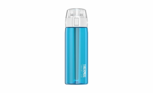 Thermos Hydration Bottle with Smart Lid