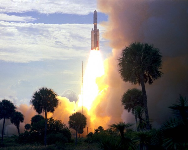 August 20, 1975, Launch of Viking 1