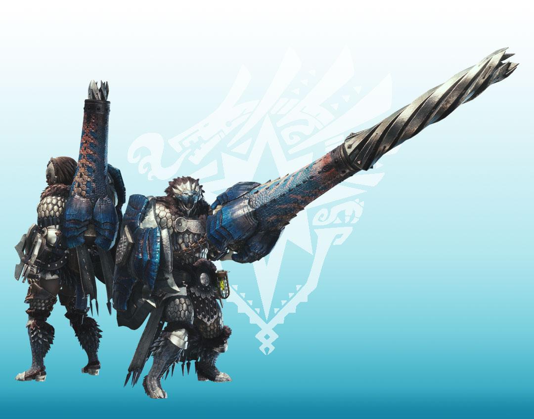 Lance Monster Hunter
