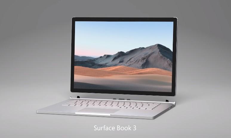 Microsoft surface book 3 specs