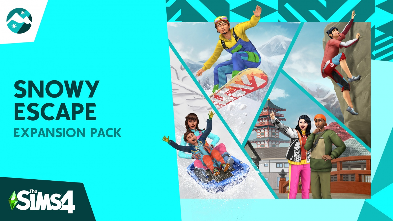 The Sims 4 Expansion Pack: Snowy Escape