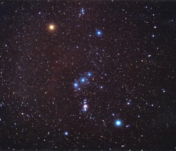 Orion's Constellation