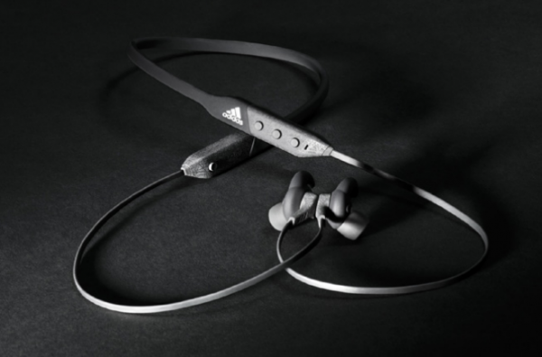 Adidas Headphones Feature Best in Class Battery Life: Up to 40+ Hours of Playback Time with the RPT-01