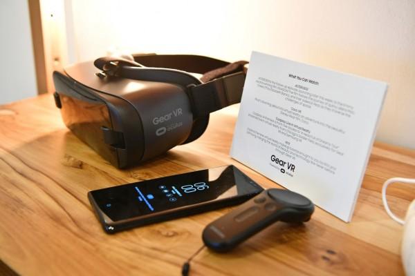 Samsung & Forbes Virtual Reality Panel