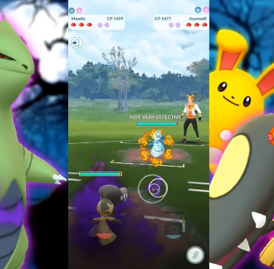 5 Best Pokemon Go Teams For Halloween Cup 2020 Top Trios Ever Tech Times