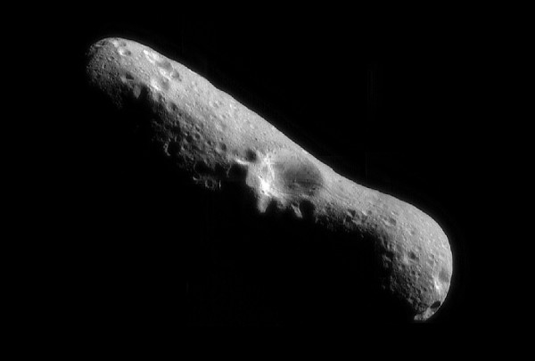 NASA New Mission: Visit '16 Psyche,' the Most Expensive Asteroid in the Solar System